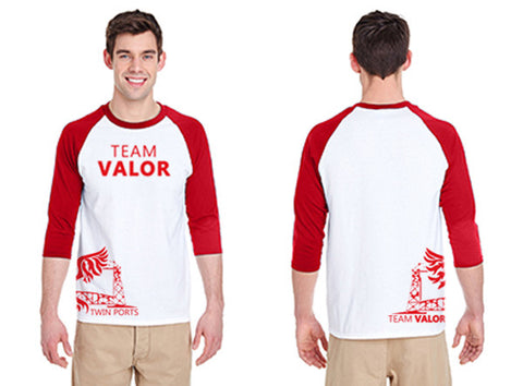 G570 Team Valor: Twin Ports Raglan