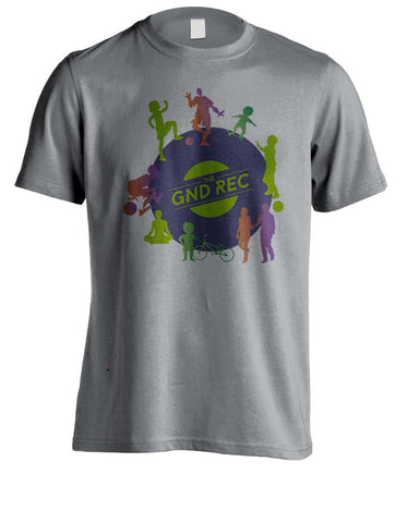 The GND Rec T-Shirt