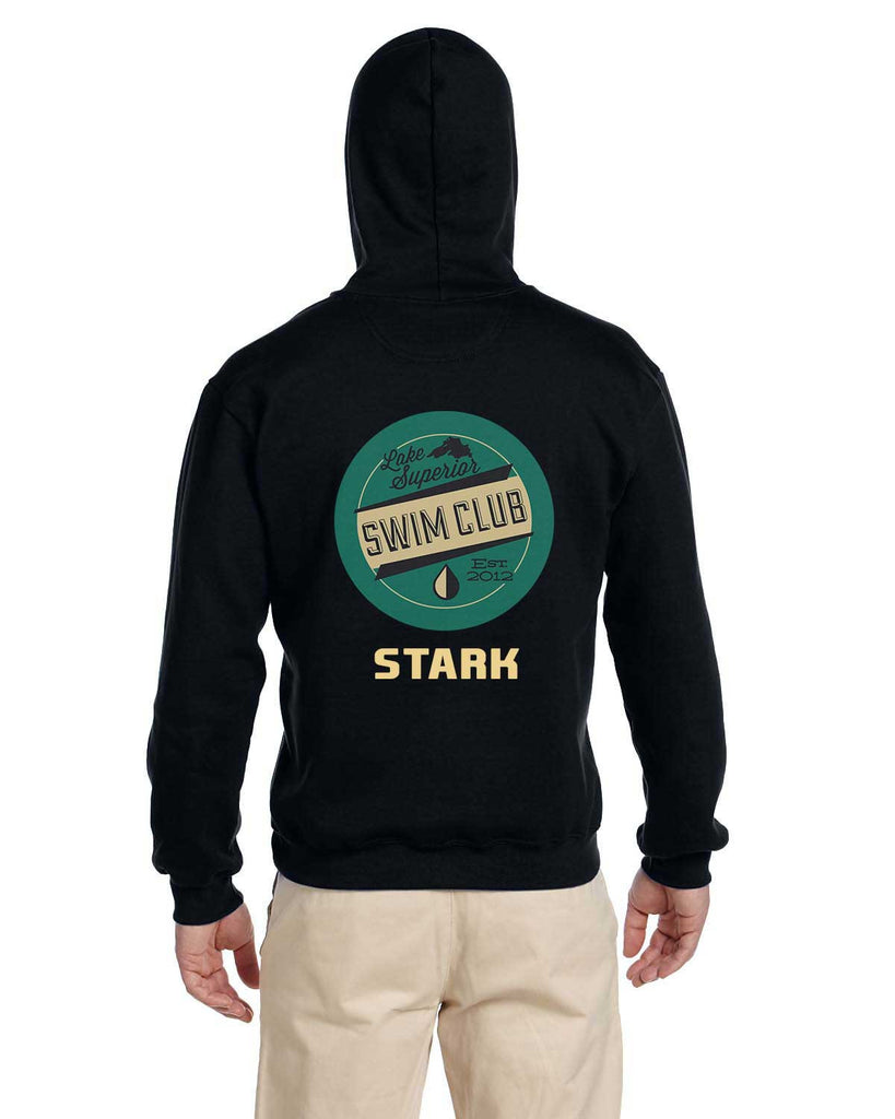 Hoodie - Logo with Personalization