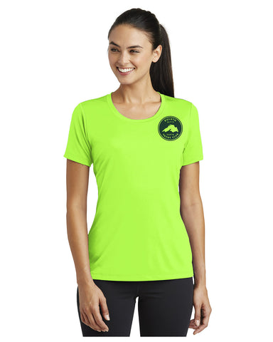 Duluth Yacht Club LST320 Ladies Sport-Tek® PosiCharge® Tough Tee™