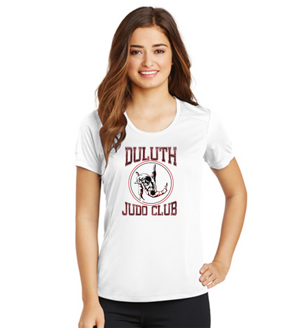 Duluth Judo Club Athletic Tee (L)ST380