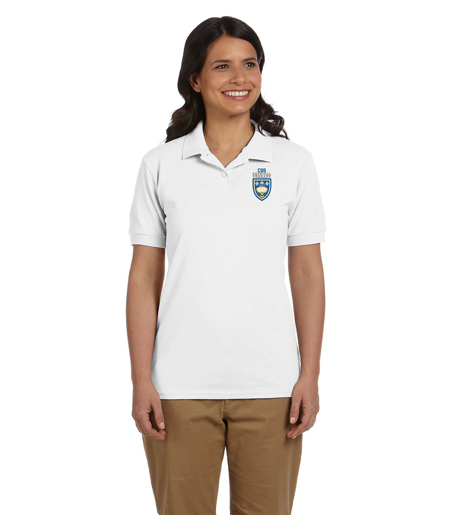 Ladies DryBlend Polo- G948L- Ultraprint