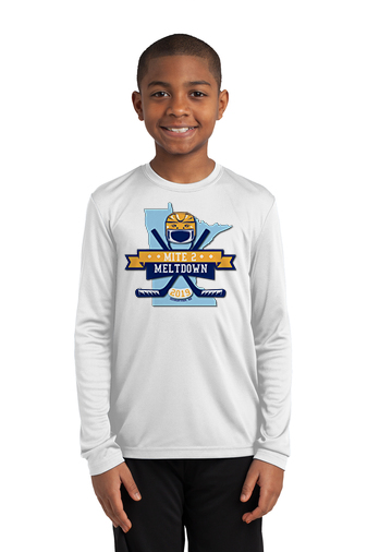 Mite 2 Meltdown Long Sleeve Performance Tee