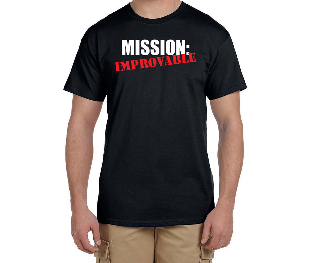Mission Improvable - Destination Imagination T-Shirt