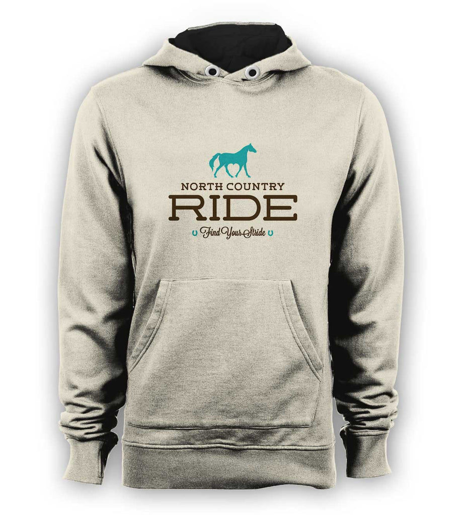 North Country Ride Hooded Sweatshirt - G185 Sand