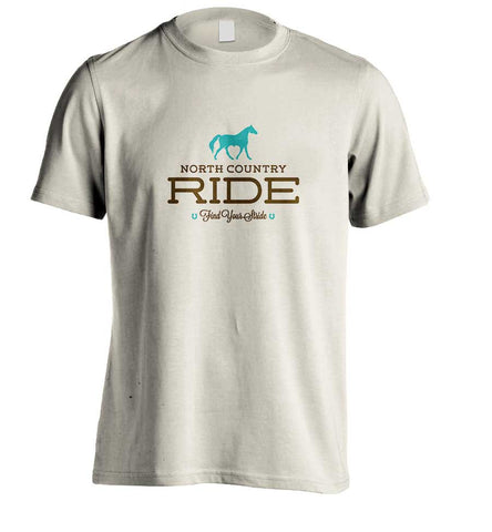 North Country Ride T-Shirt - G200 Sand