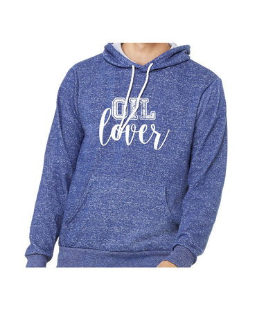 3719 Bella+Canvas Unisex Poly Pullover Hoodie