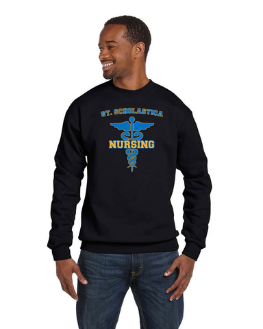 CSS Nursing Program Crew Neck Sweatshirt - P1607