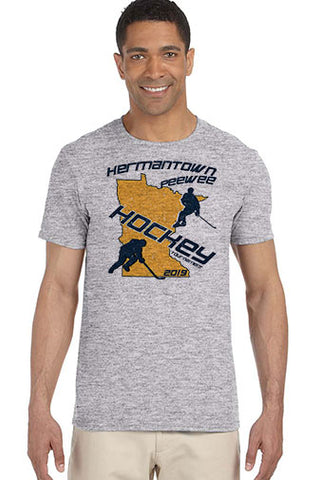 PeeWee Hockey Tournament T-Shirt - G640/G645