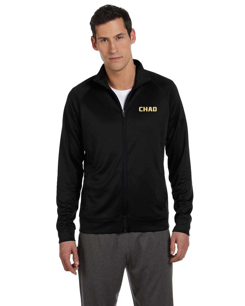 Men's Performance Wear Jacket - Logo With Personalization