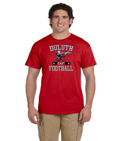 Short Sleeve T-Shirt- G200- East Football