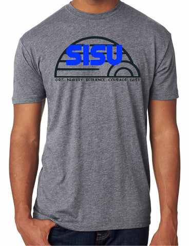 6010 Next Level Triblend Tee Shirt - Unisex - SISU