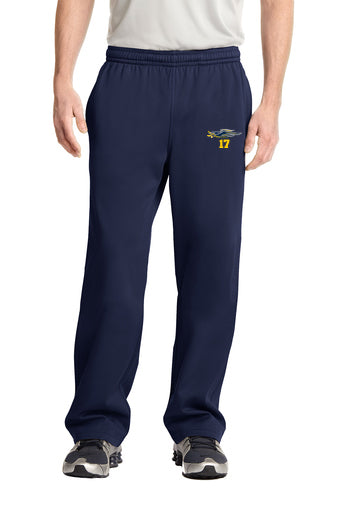 ST237 Sport Tek Fleece Pant - Hermantown Hawks