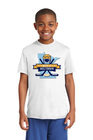 Mite 2 Meltdown Short Sleeve Performance Tee