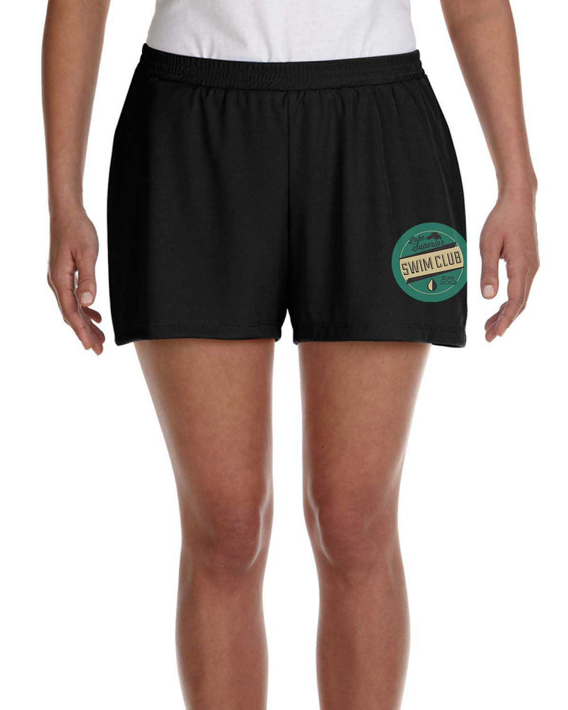 LSSC Athletic Shorts - Ladies'
