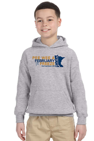 Hooded Sweatshirt February Freeze