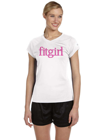 FitGirl Performance Tee