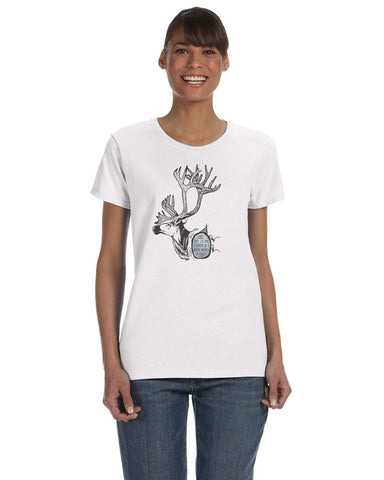 Sami Cultural Center Ladies T-Shirt G500L