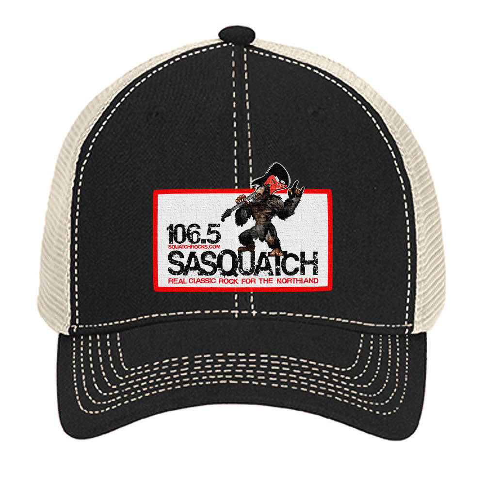 Sasquatch 106.5 Trucker Hat - 105 5f4974c3600