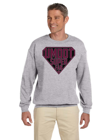 UMD Dance Team Crew Neck Sweatshirts - Multiple Designs To Choose From - G180