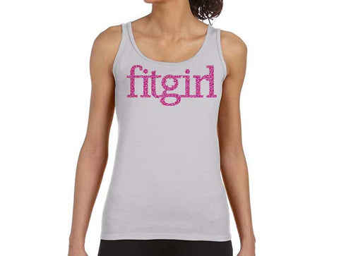 FitGirl Junior Fit Tank