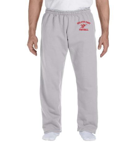 Embroidered Sweatpants- G123- East Football