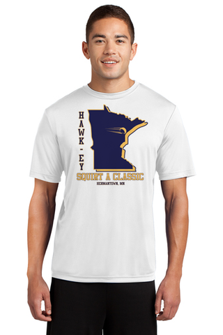 Hawkey Squirt Classic Short Sleeve Performance Tee