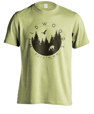 Wildwoods Logo T-Shirt
