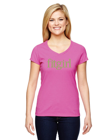 FitGirl Champion Vapor Cotton T-Shirt