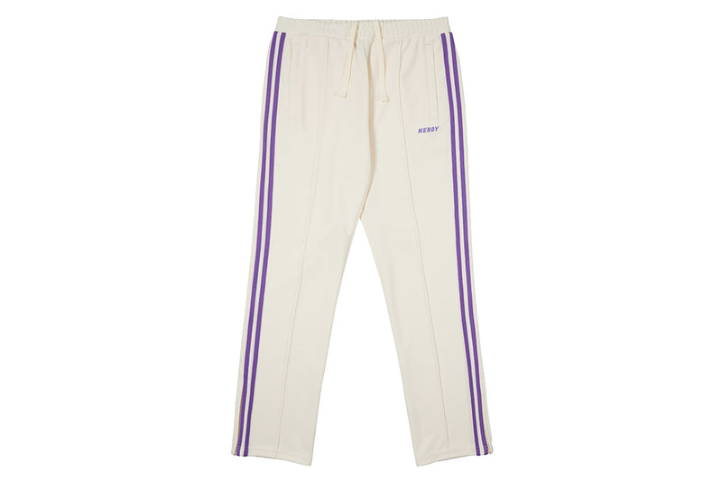 Solid Side Stripes Track Pants
