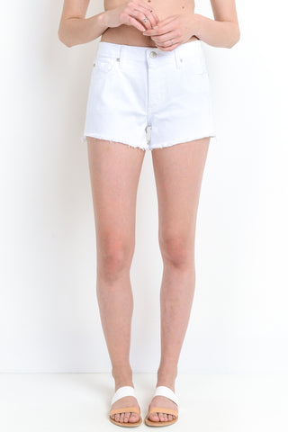 Step Fray Shorts