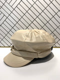Leather Octagonal Hat