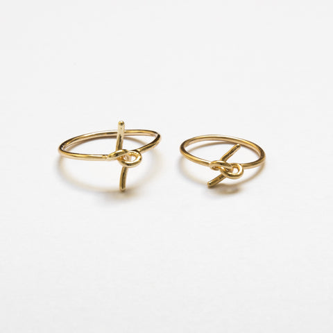 Single Knot Ring