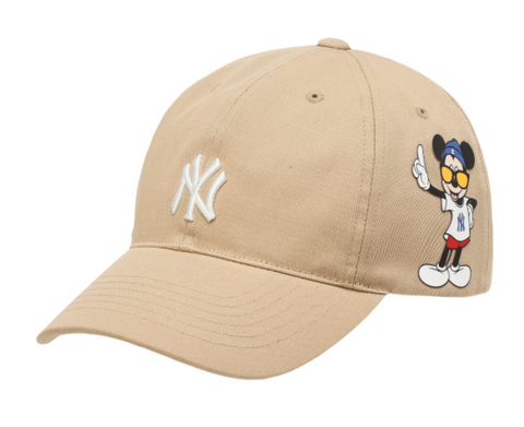MLB X Mickey On The Side Baseball Cap