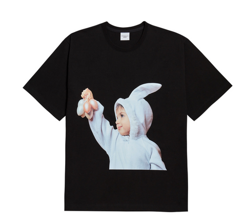 Bunny Kid Short Sleeves T-shirt