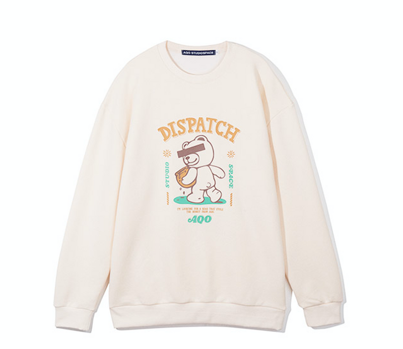 Dispatch Bear with Bar Sweatshirt