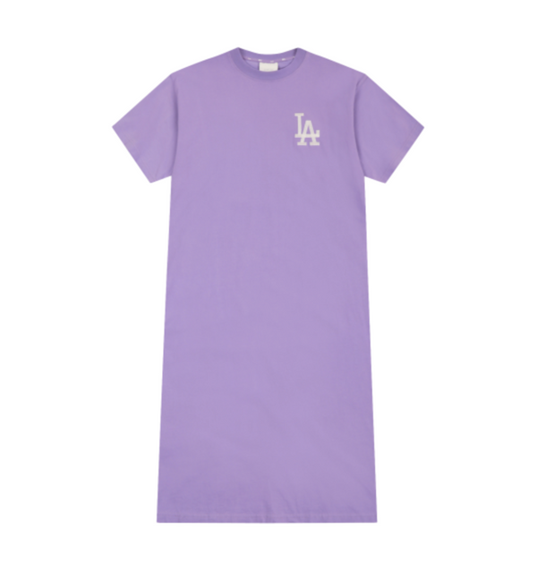 Front Logo T-shirt Dress