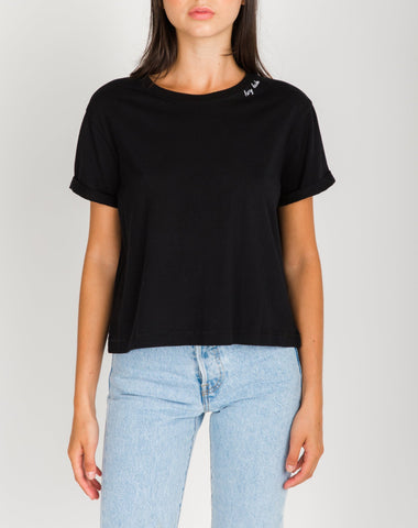 Hey Babe Cropped Tee