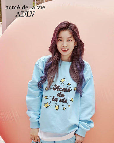 Embossing Star Sweatshirt