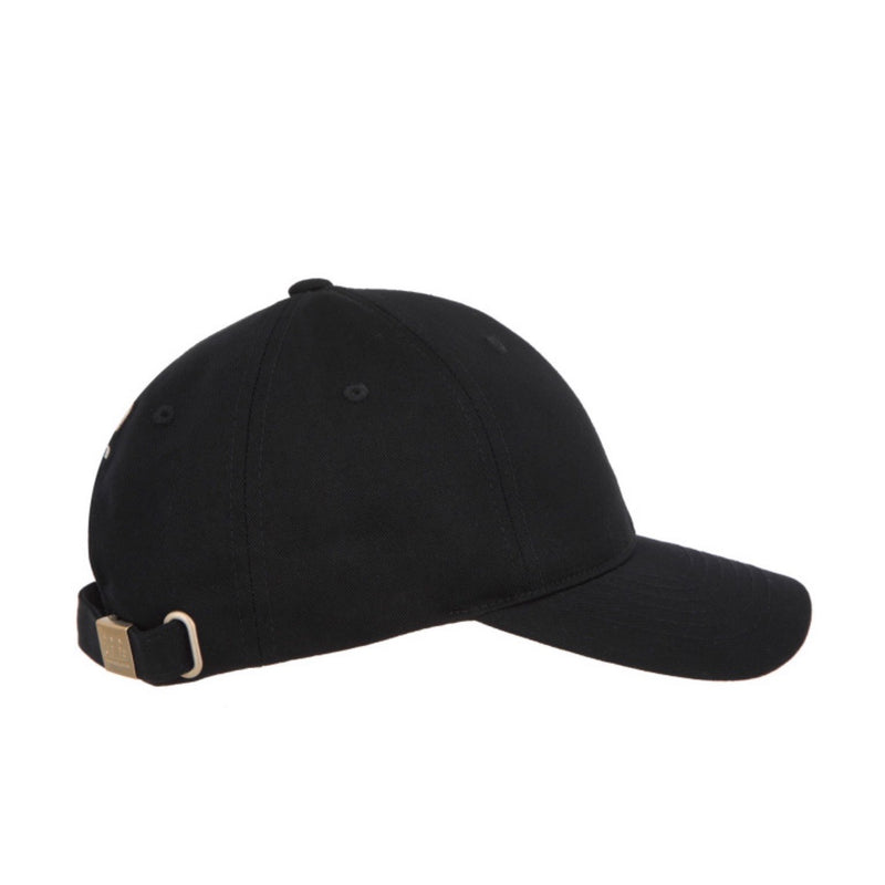 Side NY Logo with Back Strap Baseball Cap