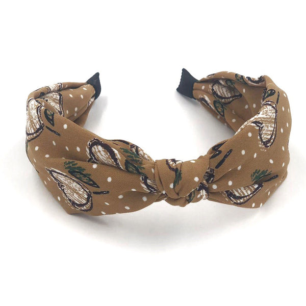 Printed Patterns Hairband
