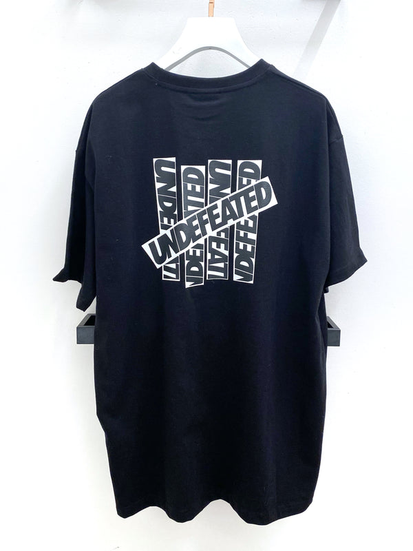 Letters in Bars Logo T-shirt