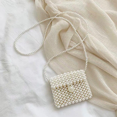 Pearl Mini Purse