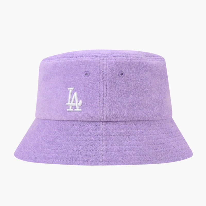 Terry LA Purple Bucket Hat
