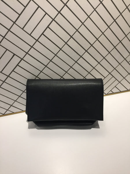 Rectangle Folded Flap Bag