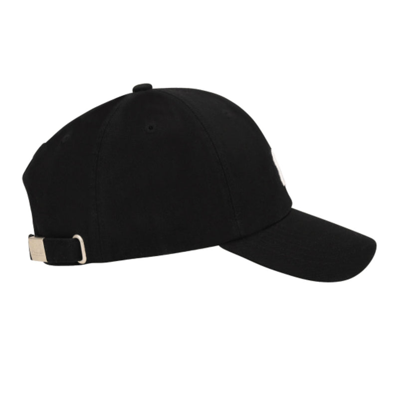 NY Unstructured Baseball Cap with Side Love Heart