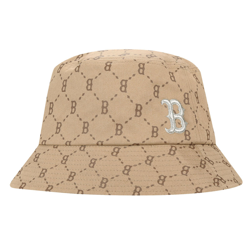 Monogram B Bucket Hat