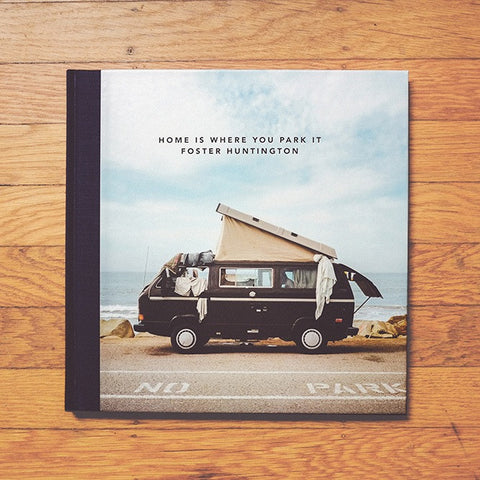 """Home is where you park it"" Photo Book"