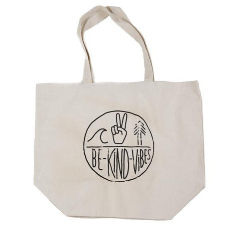 Vibes Tote - Be Kind Vibes