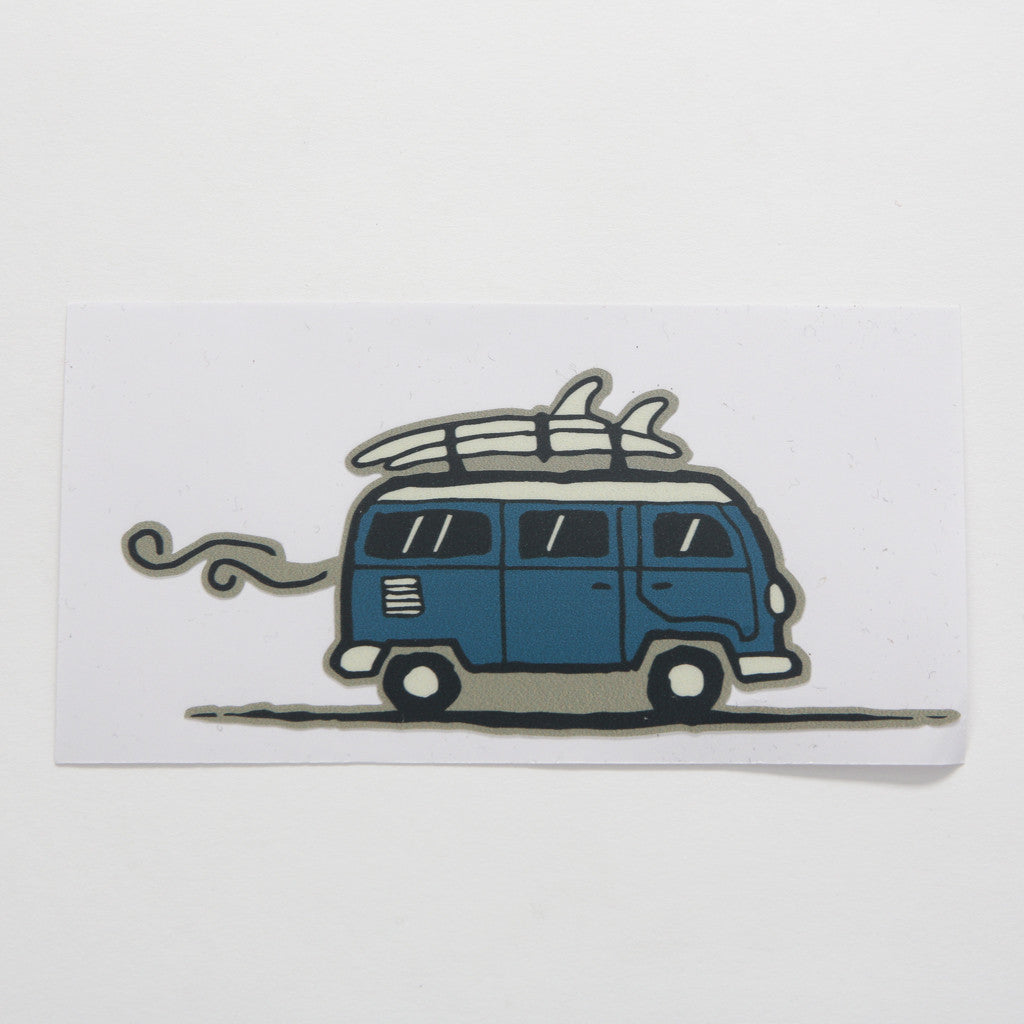 4 Vanlife Sticker Pack - By David Rollyn
